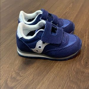 Blue Saucony Infant Shoes Sz 4M